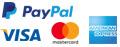 Realice pagos con PayPal: es fácil, rápido y seguro.