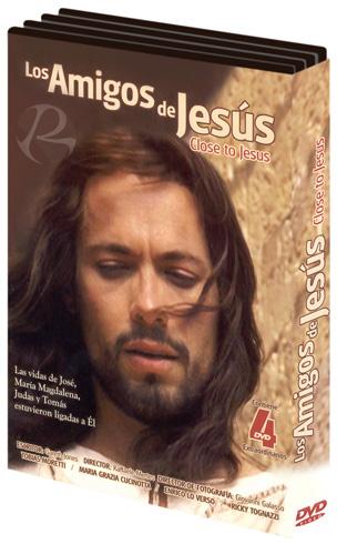 La vida de Jesús y sus amigos.