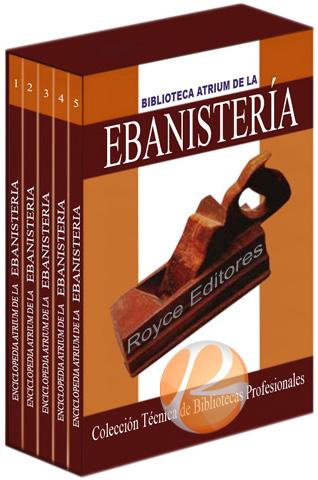 Biblioteca atrium de la ebanisteria pdf descargar gratis - La ebanisteria ...