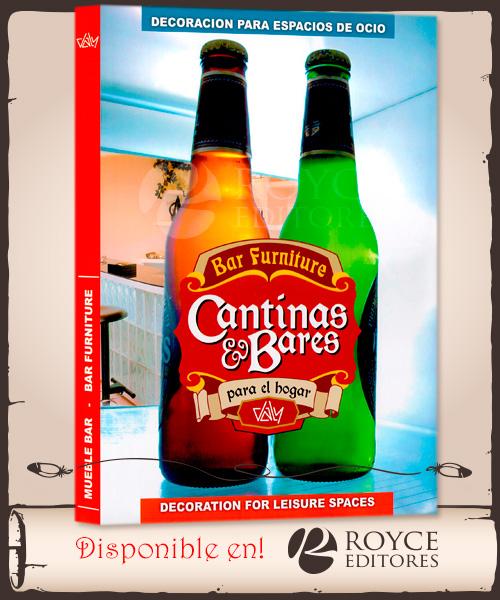 Cantinas y bares para el hogar con cd rom cybdaly for Diseno de cantinas para el hogar