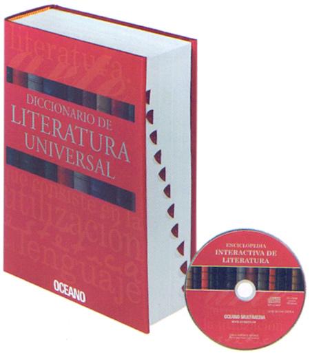 Diccionario de Literatura Universal con CD-ROM