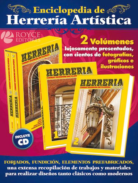 Enciclopedia de herrer a actual 2 vols con cd rom ehadaly - Farolas galvanizadas ...