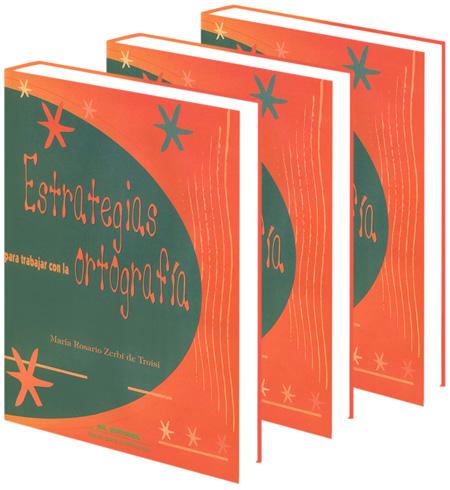 Estrategias para Trabajar con la Ortografía 3 Vols