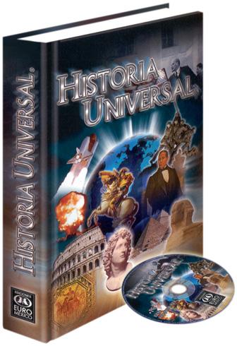 Historia Universal con CD-ROM
