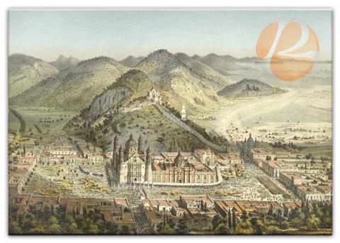 México y sus Alrededores 41 Láminas