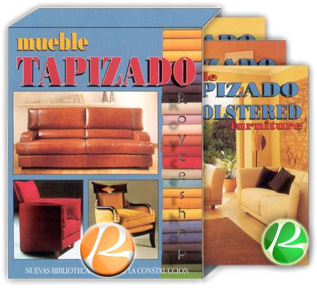 Mueble Tapizado 3 Vols