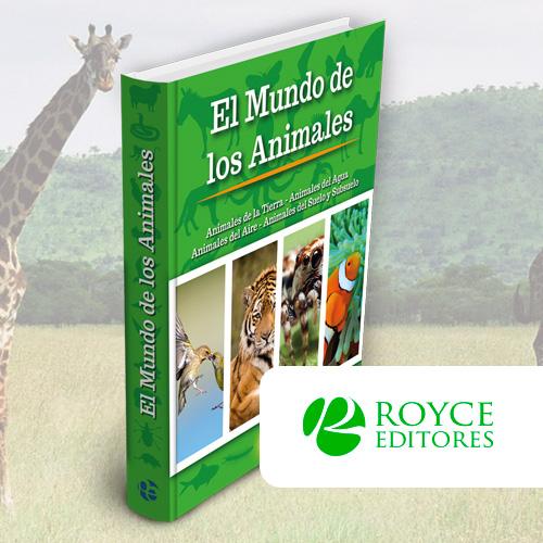 Comprar libro El Mundo de los Animales
