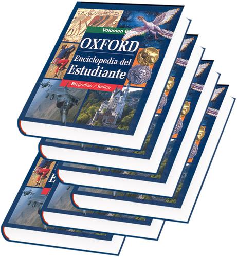 Oxford, Enciclopedia del Estudiante es una original y estimulante obra de consulta.