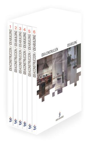 Idea Construcción 6 Vols